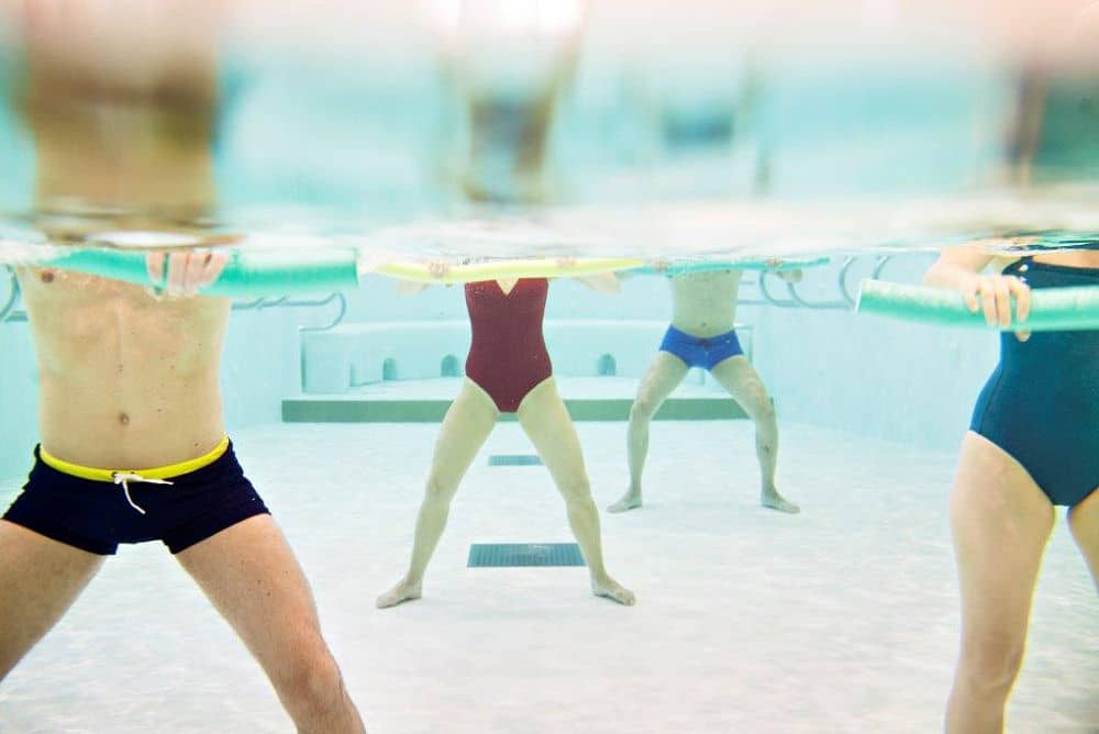 AQUAGYM EN PISCINE