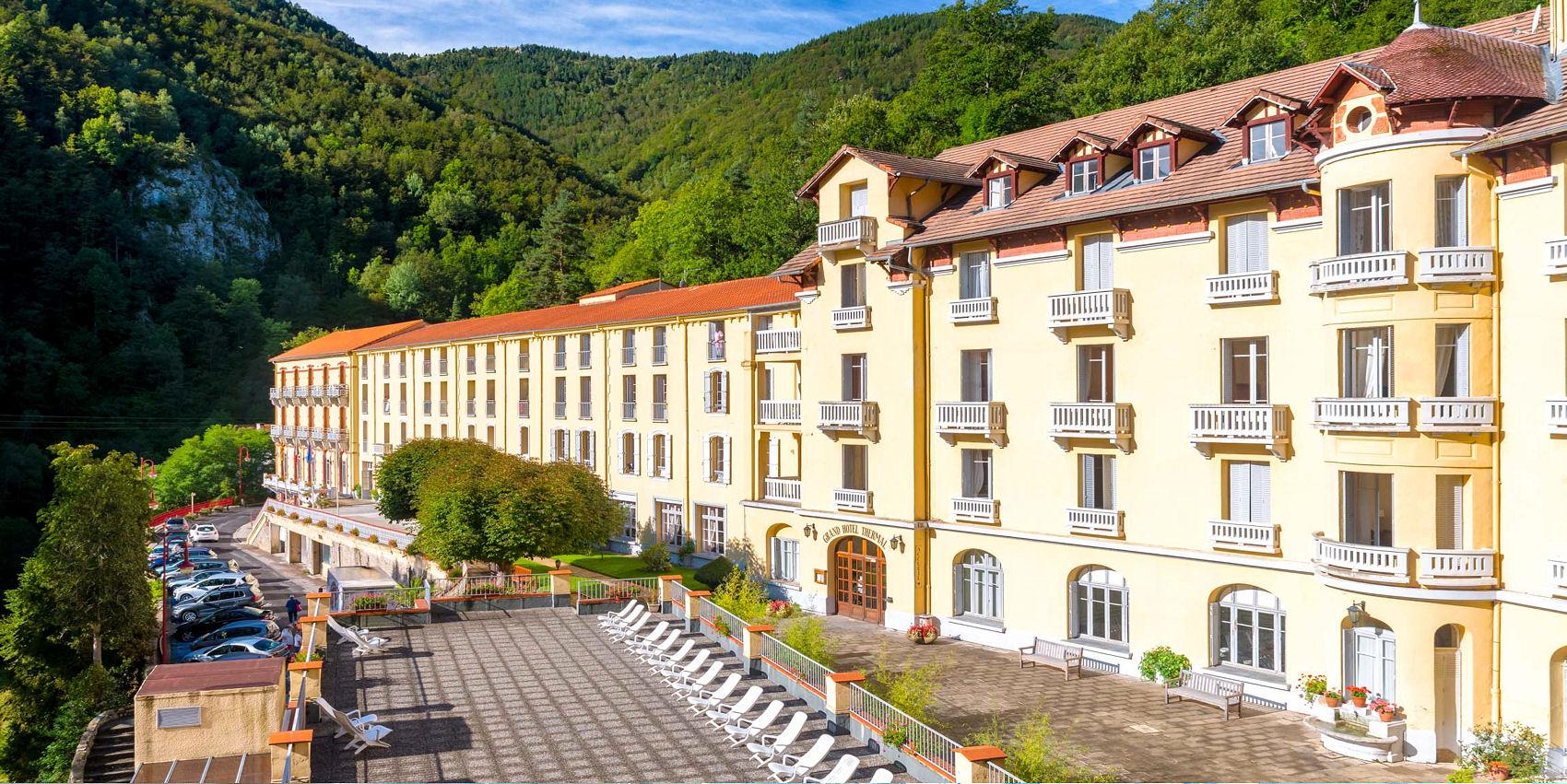 Grand Hôtel Thermal de la Preste les Bains